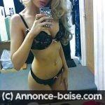 Annonce baise fille blonde et timide a Saint Etienne