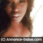 Fille black qui aime la bite et la baise a Amiens