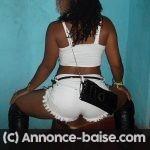 Black salope en manque de sexe a Bagneux