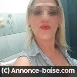 Sexe sans tabou avec blonde de Castres