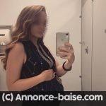 Femme enceinte a envie de baiser a Montreuil